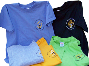 First Parish T-Shirts